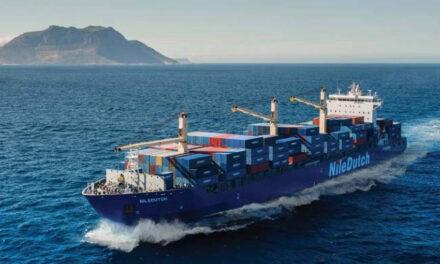 Hapag-Lloyd acquires NileDutch
