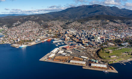 Port of Hobart redevelopment to boost capacity