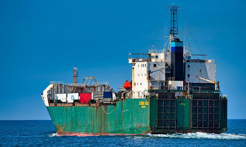 SeaRoad Tamar sails from Tassie one last time
