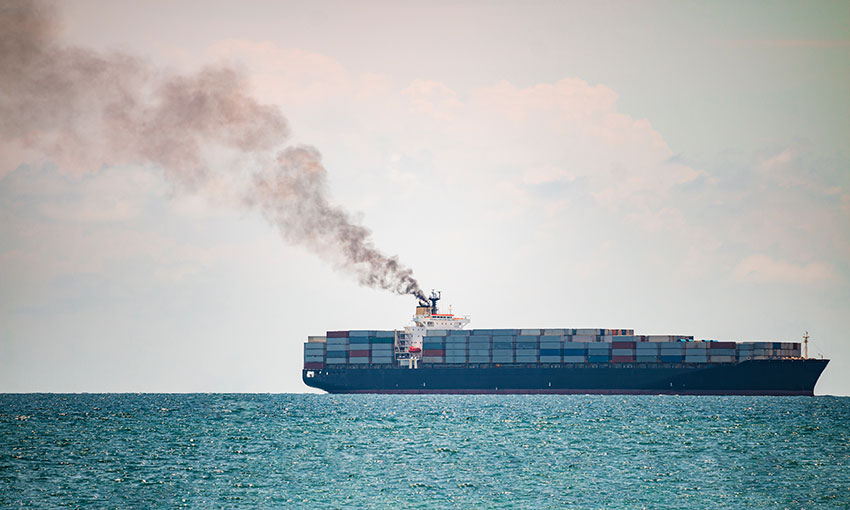 OPINION: How much should shipping pay for its emissions?