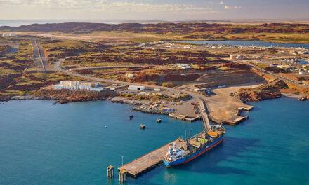 Steady trade throughput for Port Hedland