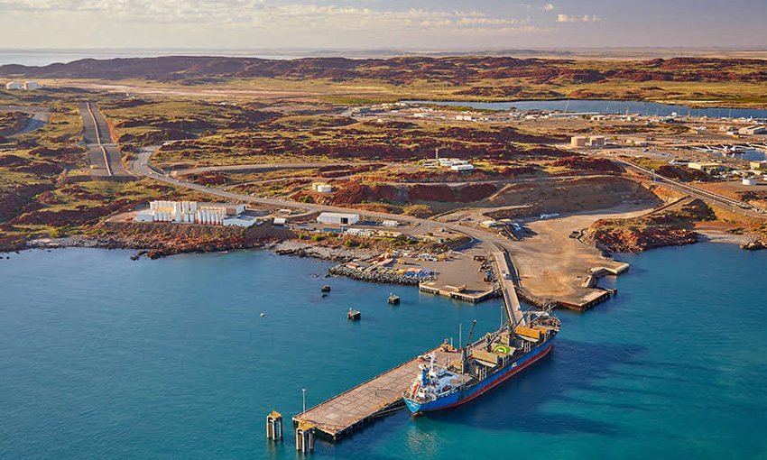 Pilbara Ports reports steady throughput numbers for May