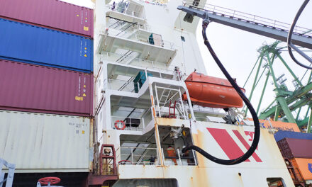 Maersk, Keppel, Yara, others join forces for ship-to-ship ammonia bunkering study