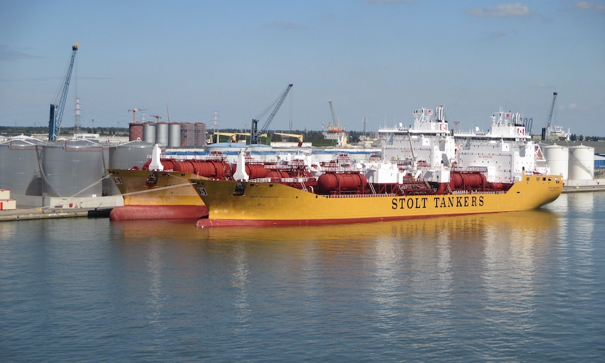 Stolt Tankers launches sustainable biofuel trial