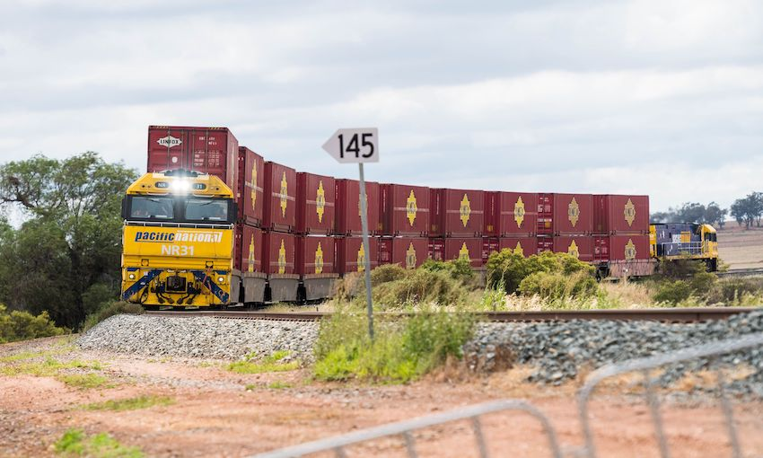 New intermodal facility for Adelaide Freight Terminal