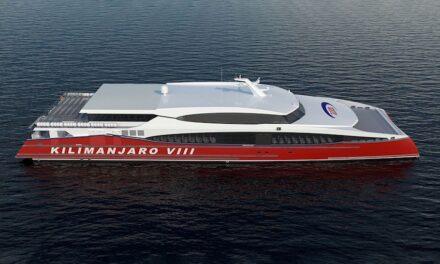 Incat Crowther contract to design catamaran passenger ferry