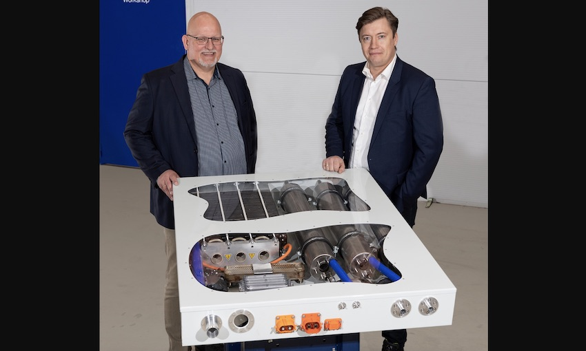 Carbon-neutral methanol fuel cell system taking shape