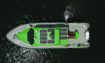 Singapore's first hybrid ship to be classed is a pilot boat