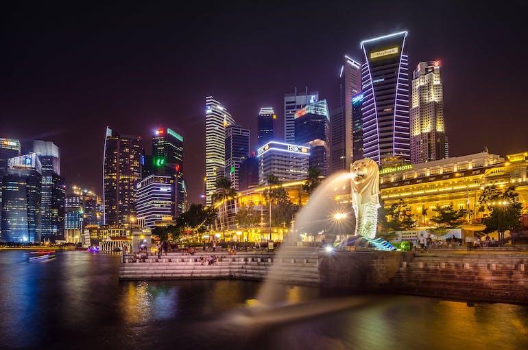 New Inmarsat report captures role of Singapore start-ups