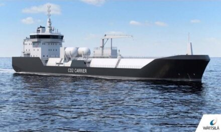 Cargo containment system for liquid CO2 carriers gets approval