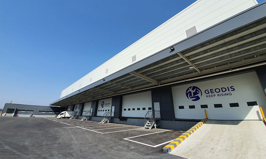Geodis invests in new facility