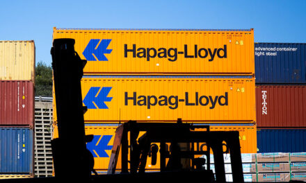 Hapag-Lloyd boosts its container fleet with a US$550 million box order