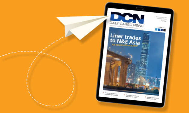 DCN Magazine April edition now online