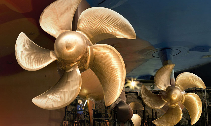 ABB Azipod electric propulsion marks 30 years at sea