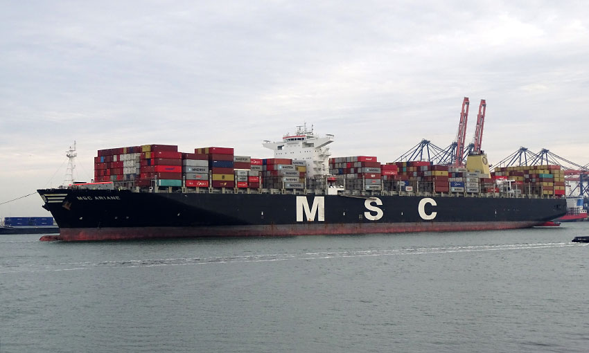 """""""Bad fuel"""" causes engine issues on MSC Ariane"""
