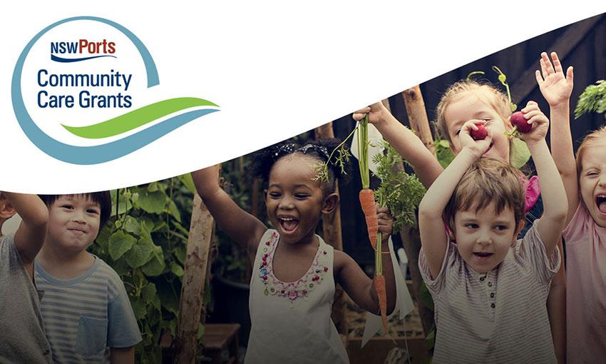NSW Ports launches community grants program