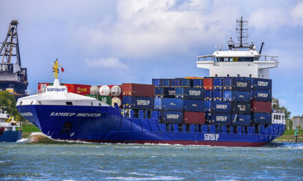 Biofuels for containerships take a step forward