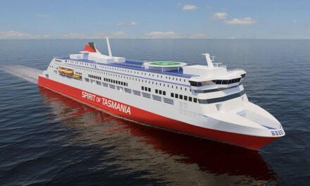 Tassie govt calls for locals to get involved in TT-Line ferry builds