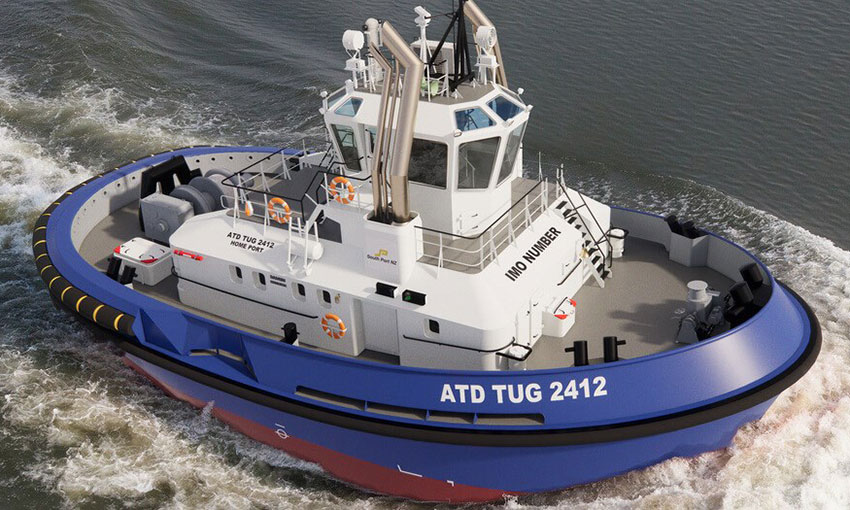 South Port buys new tug