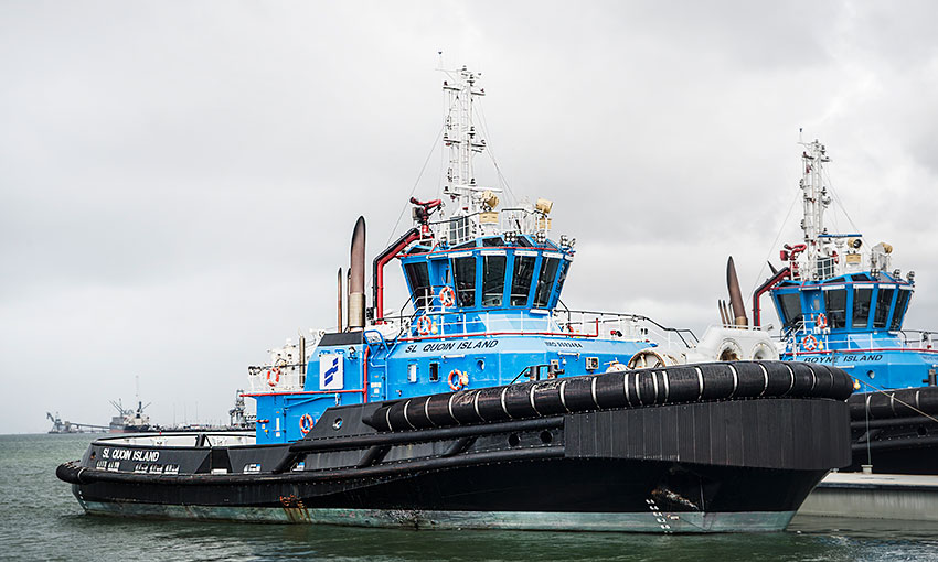 New towage licences announced for Abbot Point and Mackay