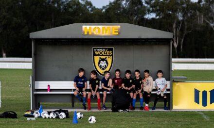 Royal Wolf helps embattled football club
