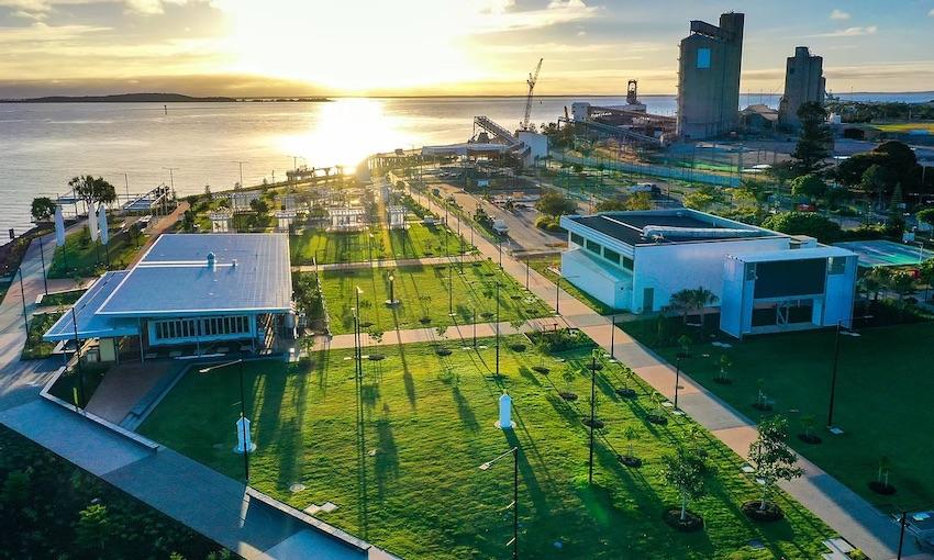 GPC's community parklands shortlisted for award