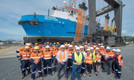 Austal launches Queensland service