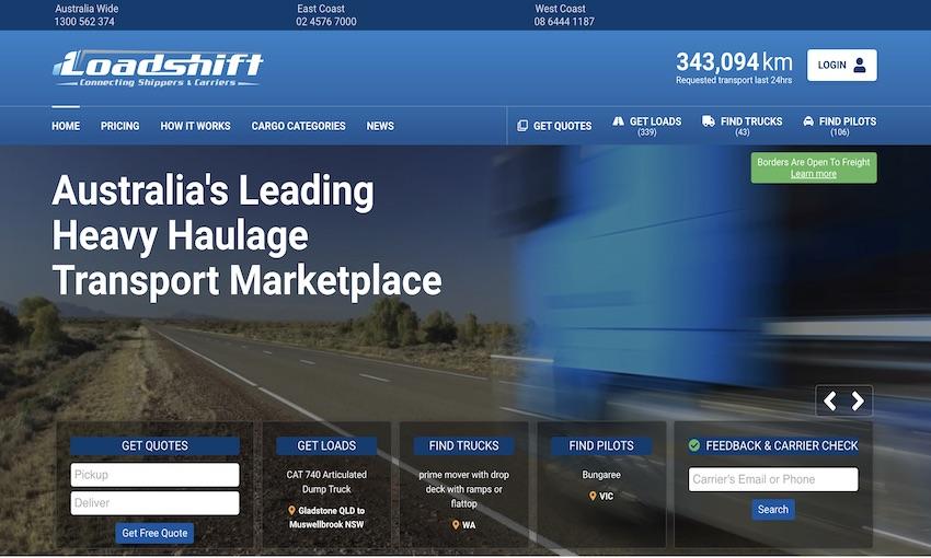 Freelancer acquires digital freight marketplace Loadshift