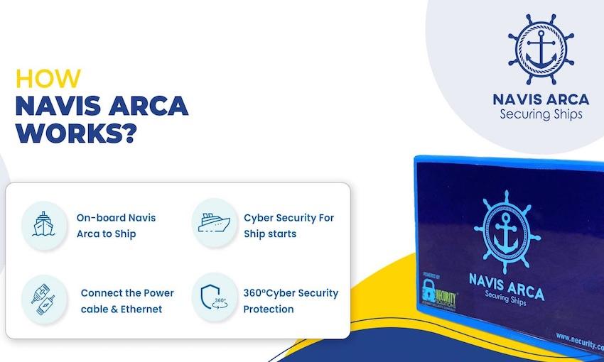 Su-Nav installs cybersecurity protection onboard vessels