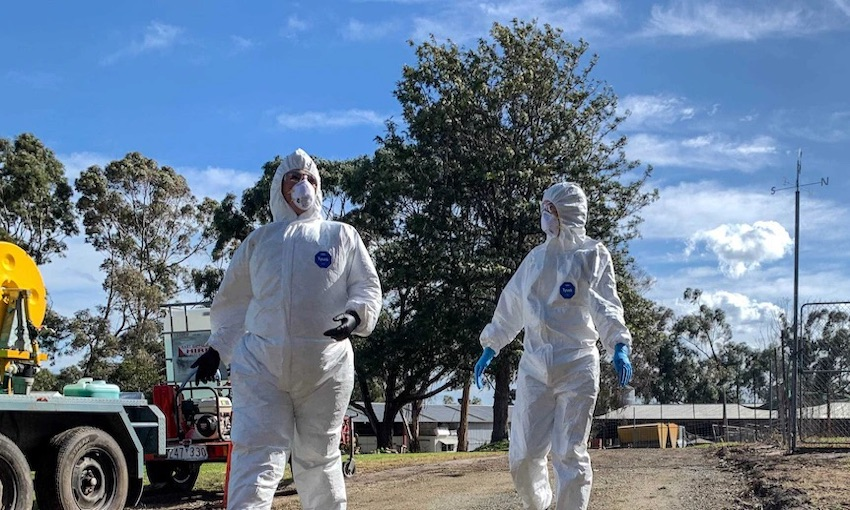 Government releases biosecurity roadmap