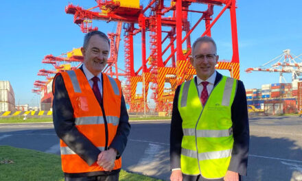 Port of Melbourne talks intermodal