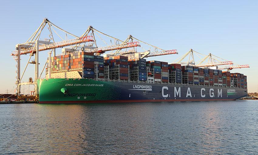 CMA CGM to buy 22 new vessels