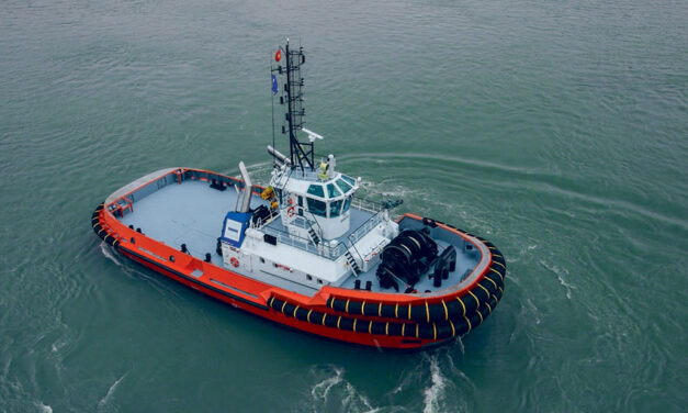 Australian towage company orders 3 new tugboats from Damen