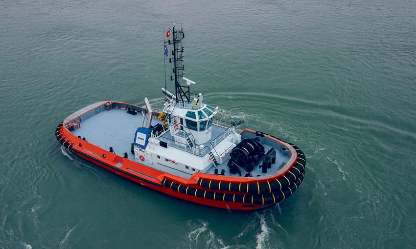 Australian towage company orders 3 new tugboats from Damen