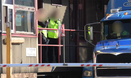 Joint operation at Botany nabs non-compliant trucks