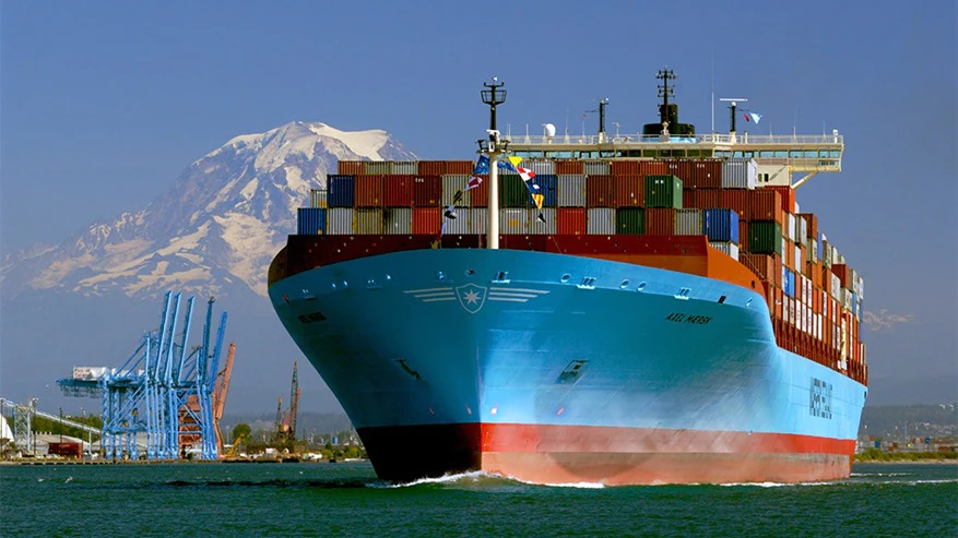 Maersk reports record profits in Q1