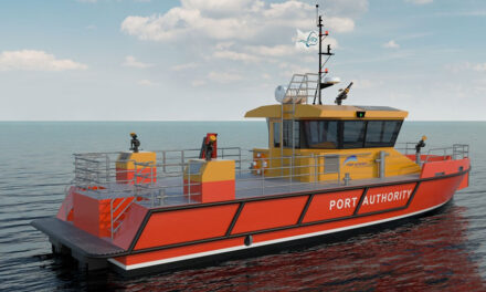 New firefighting vessels coming to Sydney Harbour and Port Botany