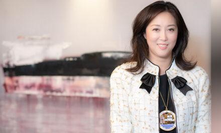 New president for international shipping organisation
