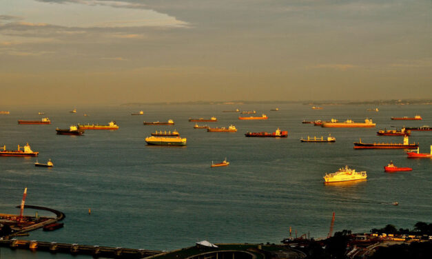Singapore bans crew changes for some seafarers
