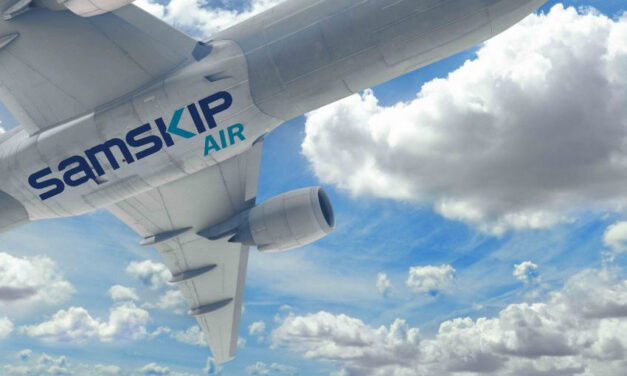 Global logistics company launches air cargo division