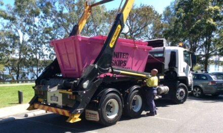 Scrap metal recycling bolsters PBPL's zero waste efforts