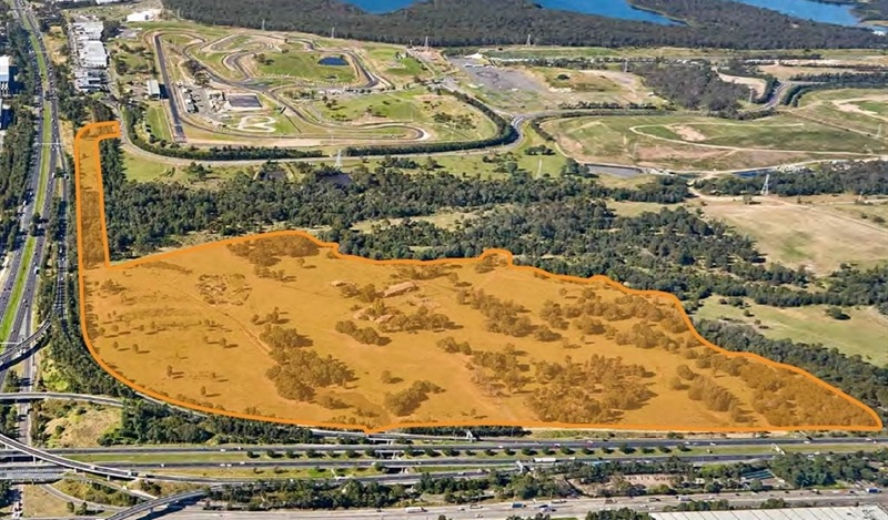 Approval to develop $300m industrial estate at Eastern Creek