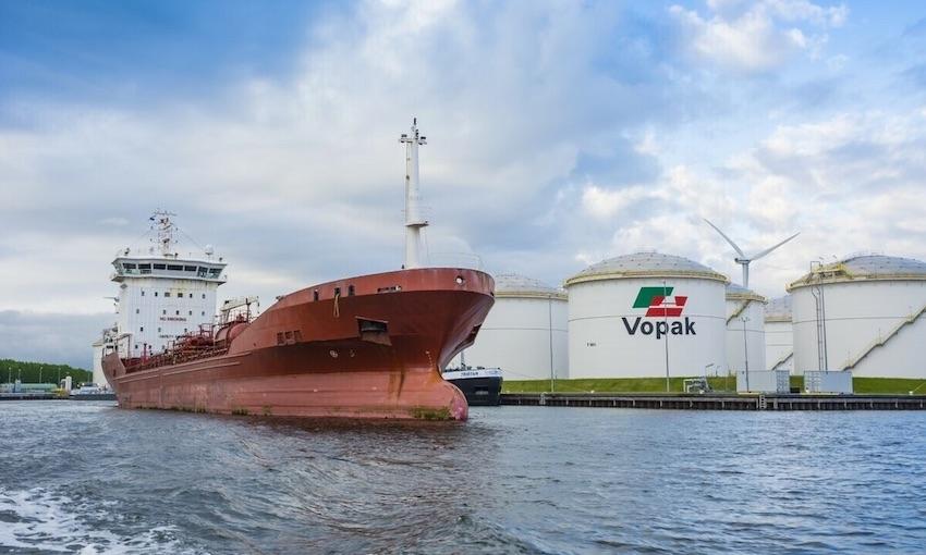 Joint study into ammonia as alternative marine fuel