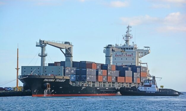 13 wharfies in quarantine, a ship stuck at port and a COVID testing stoush