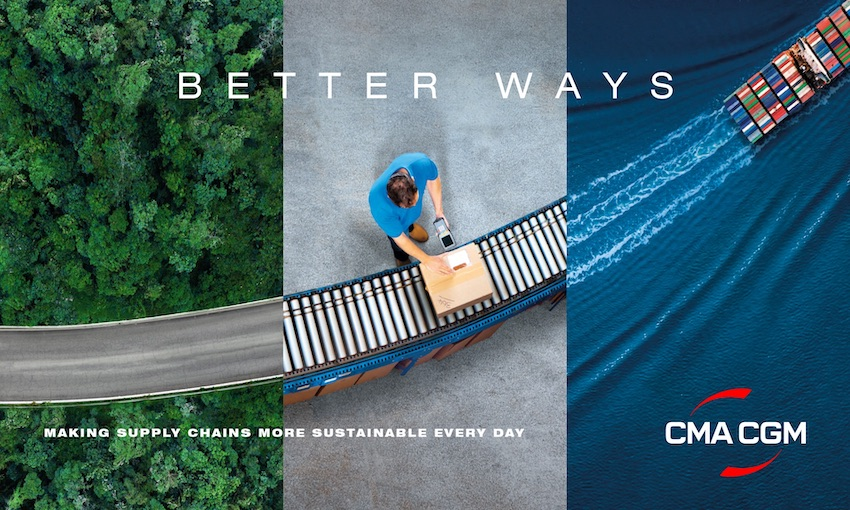 CMA CGM launches new communications campaign