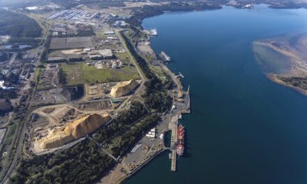 New agreement for green hydrogen plant at Bell Bay