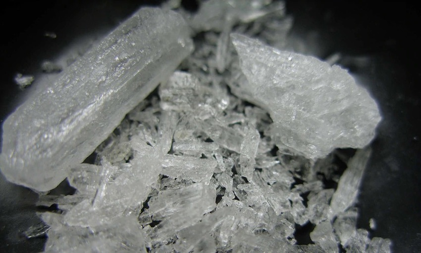 ABF uncovers attempted import of ice from the US