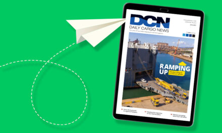 DCN Magazine June edition: Feature Focus – Ro-ro and car carriers