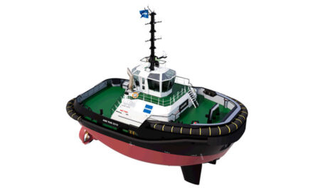 Australian miner buys new Damen tugboat