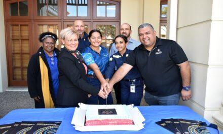 Celebrating National Reconciliation Week